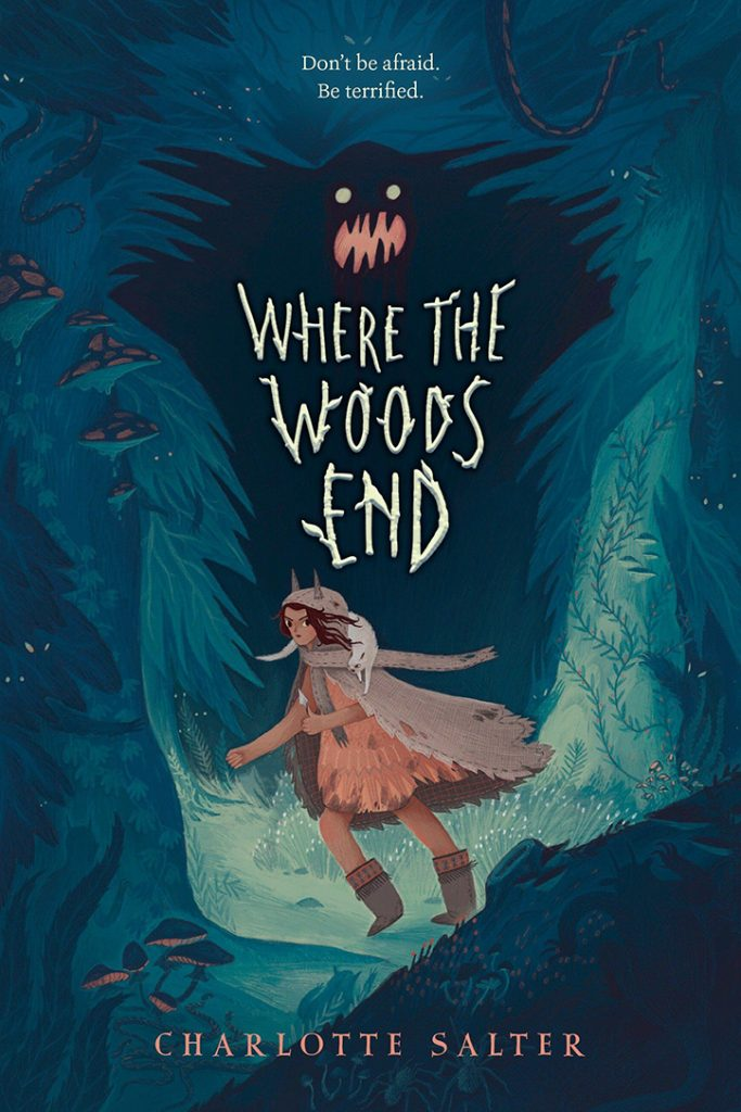 YAYBOOKS! August 2018 Roundup - Where the Woods End