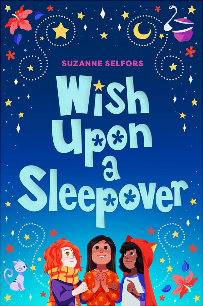 YAYBOOKS! August 2018 Roundup - Wish Upon a Sleepover