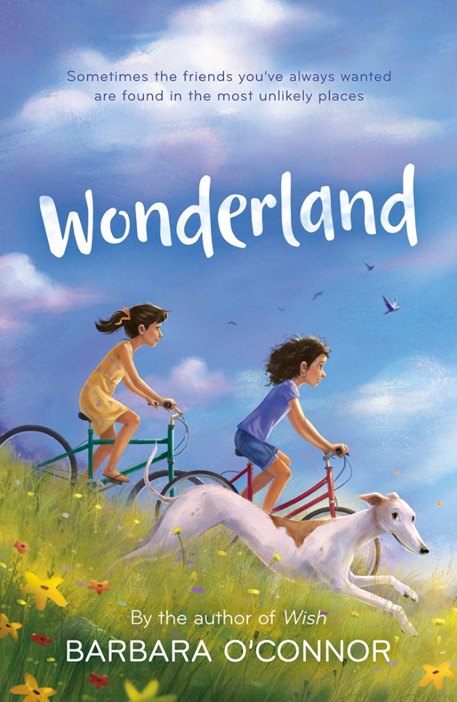 YAYBOOKS! August 2018 Roundup - Wonderland
