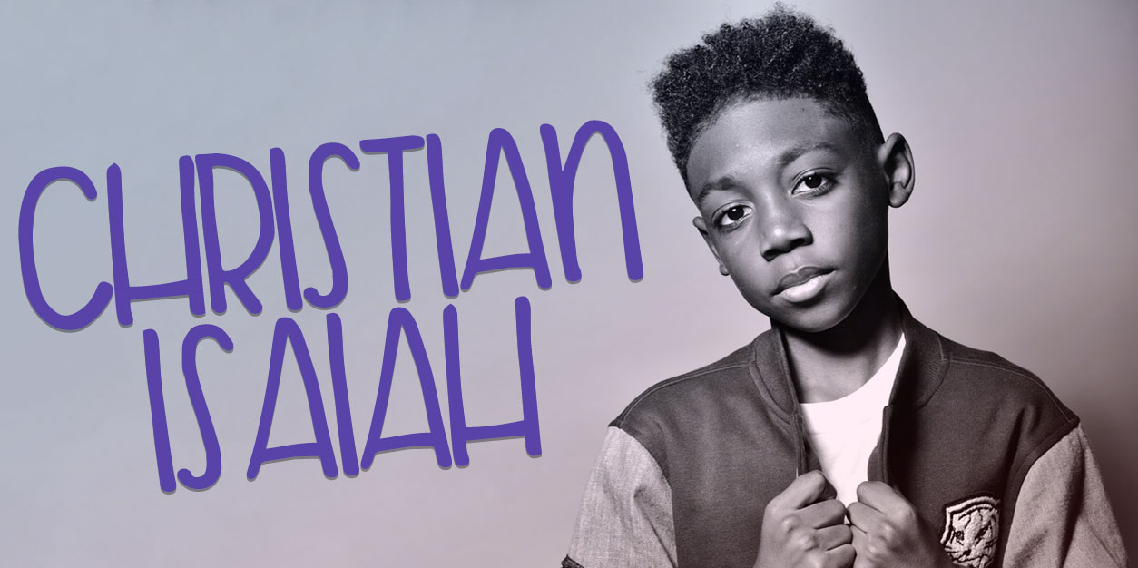 Christian Isaiah Interview