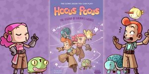 Hocus and Pocus: The Legend of Grimm's Woods