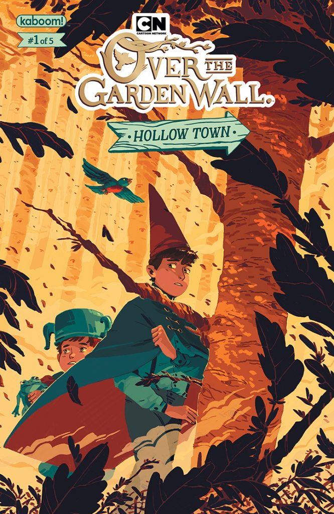 Over the Garden Wall: Hollow Town #1 - PREVIEW
