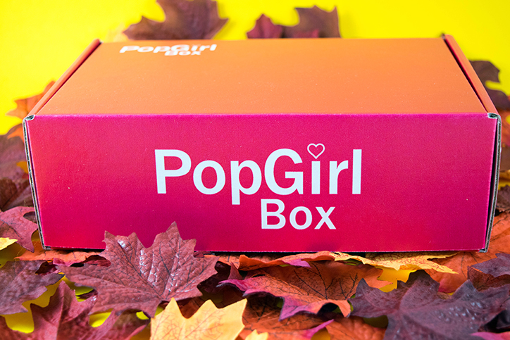 PopGirl Box Fab Fall Unboxing - September 2018