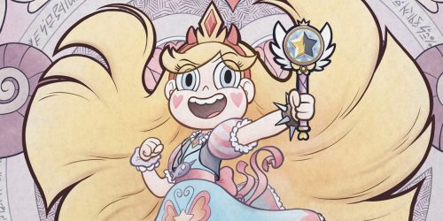 Discover Your Mewni Queen Pairing + Star vs. the Forces of Evil: Magic Book of Spells GIVEAWAY!