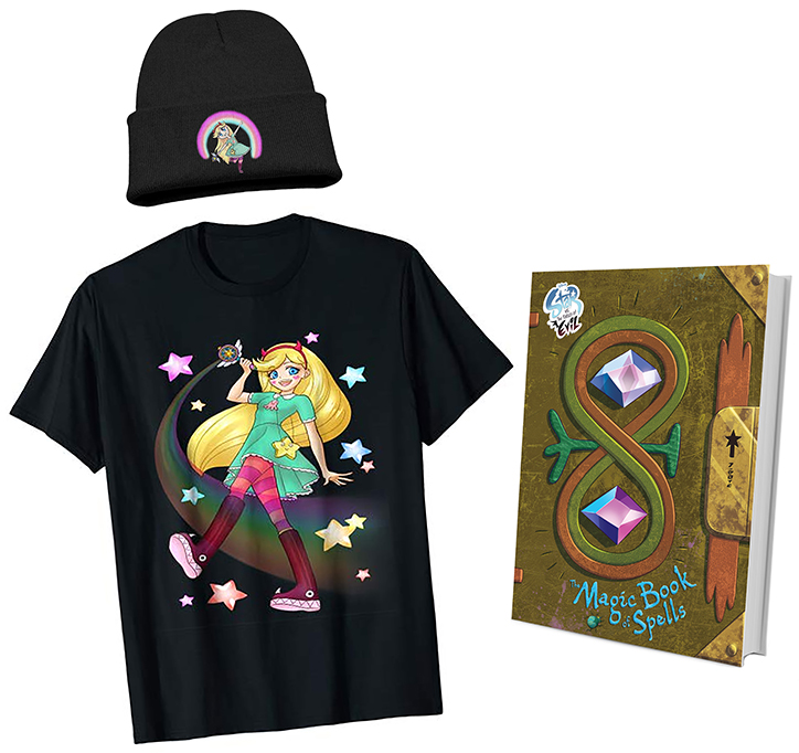 Star vs. the Forces of Evil: The Magic Book of Spells Giveaway