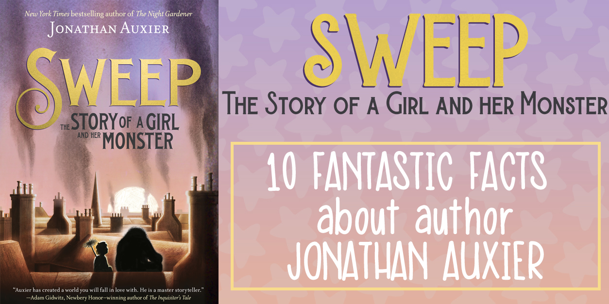 10 Fantastic Facts About SWEEP Author Jonathan Auxier