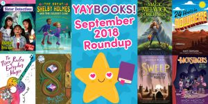 YAYBOOKS! September 2018 Roundup