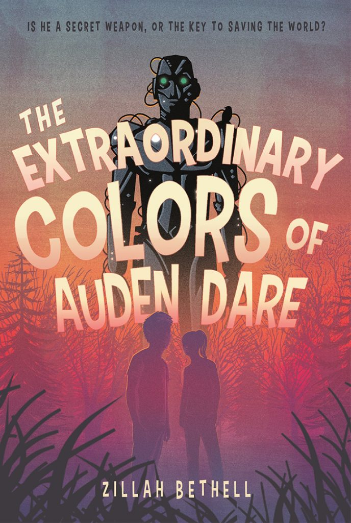 YAYBOOKS! September 2018 Roundup - The Extraordinary Colors of Auden Dare