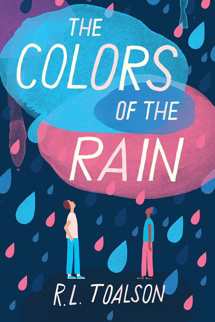 YAYBOOKS! September 2018 Roundup - The Colors of the Rain