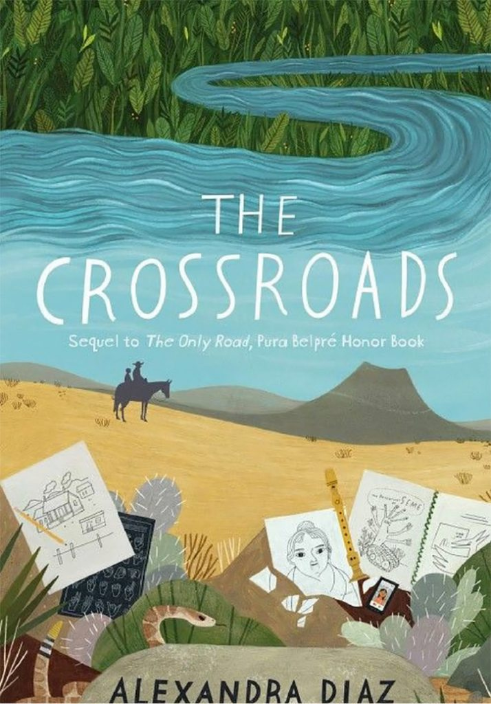 YAYBOOKS! September 2018 Roundup - The Crossroads