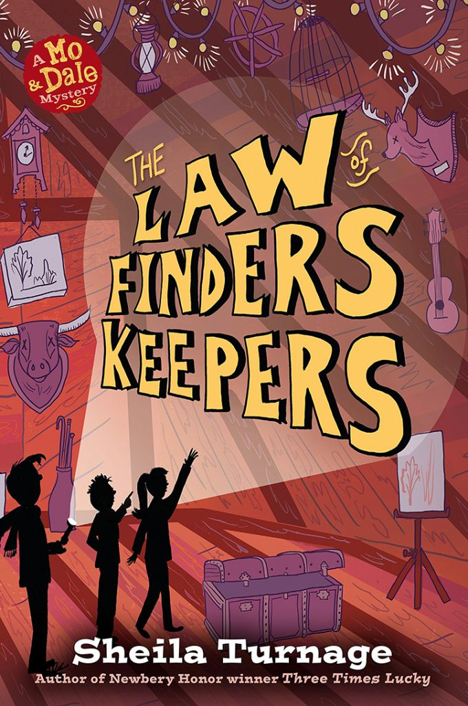YAYBOOKS! September 2018 Roundup - The Law of Finders Keepers