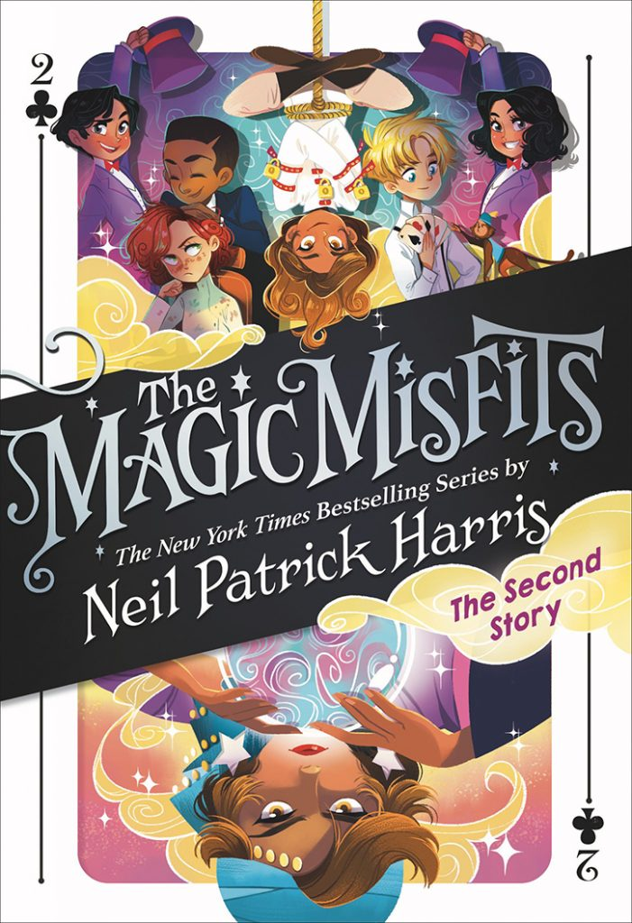 YAYBOOKS! September 2018 Roundup - The Magic Misfits: The Second Story
