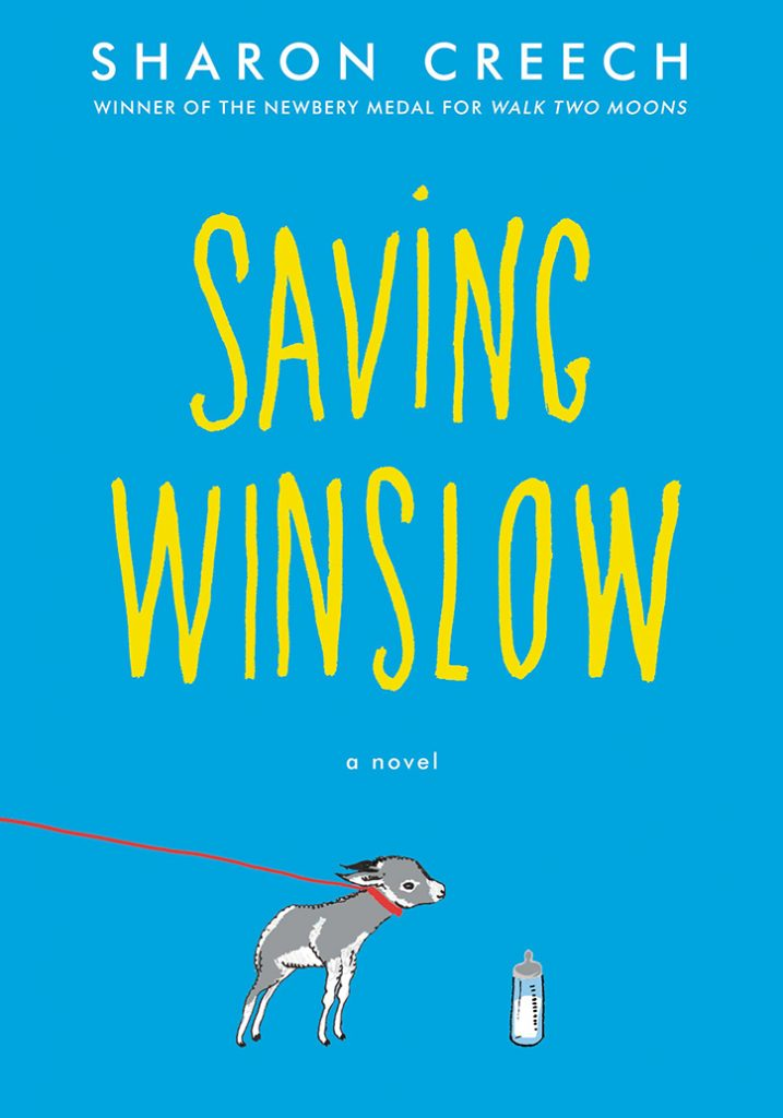 YAYBOOKS! September 2018 Roundup - Saving Winslow