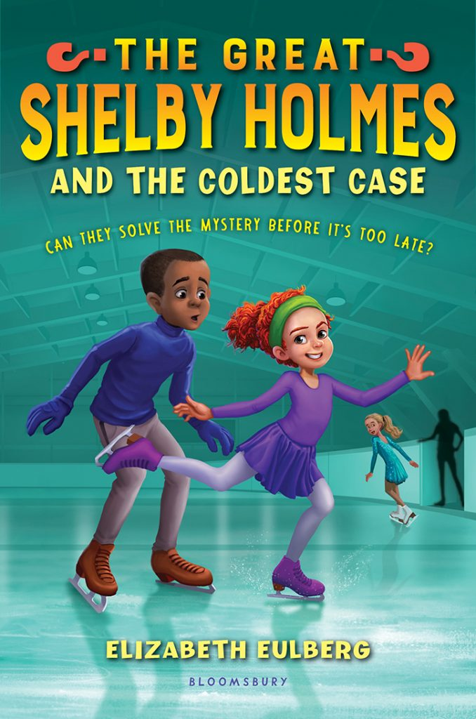 YAYBOOKS! September 2018 Roundup - The Great Shelby Holmes and the Coldest Case