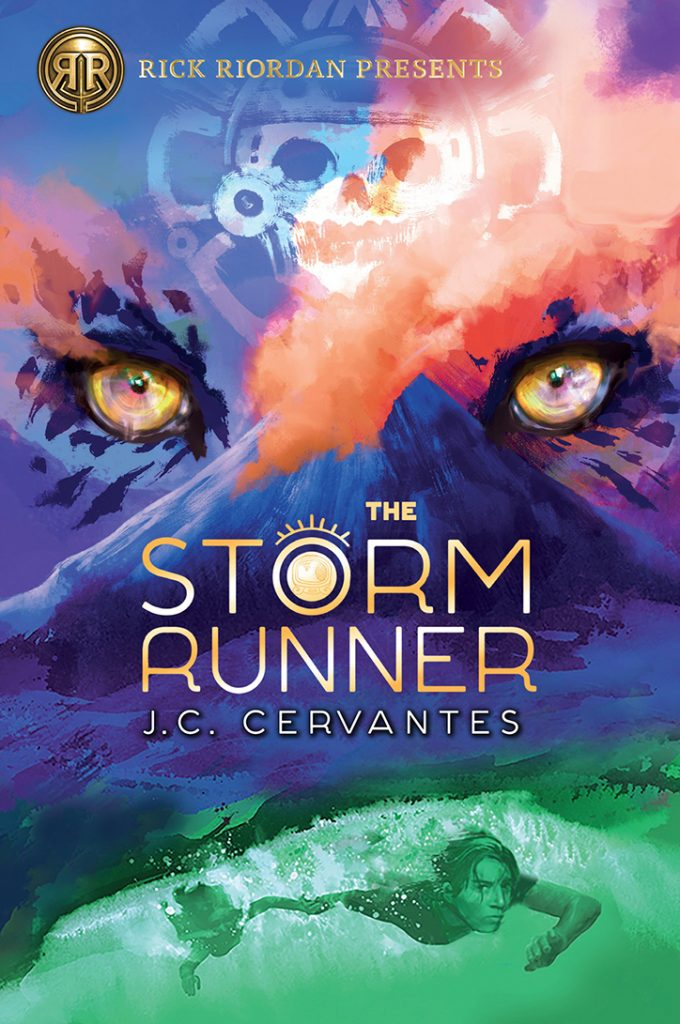YAYBOOKS! September 2018 Roundup - The Storm Runner