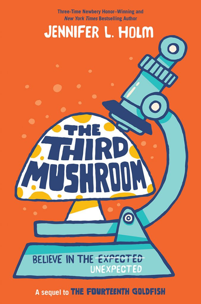 YAYBOOKS! September 2018 Roundup - The Third Mushroom
