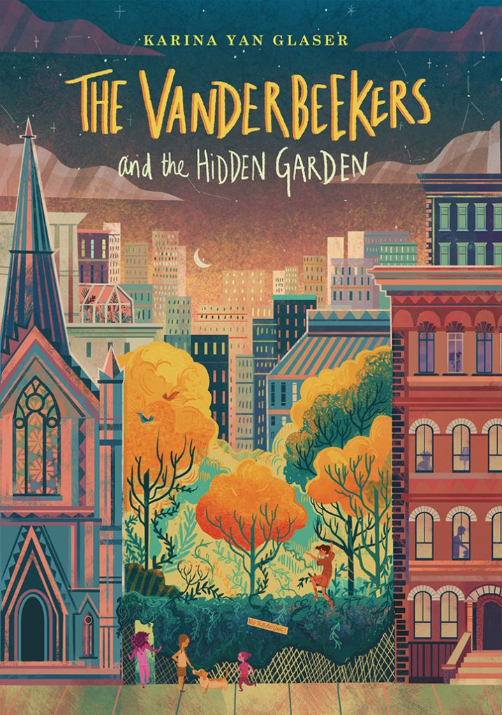 YAYBOOKS! September 2018 Roundup - The Vanderbeekers and the Hidden Garden