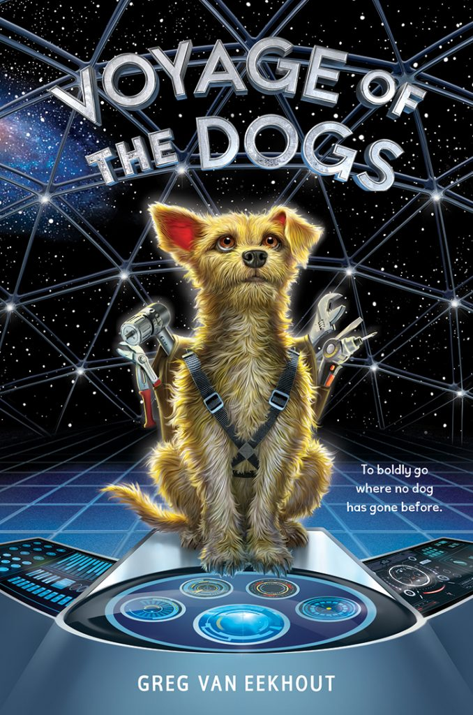 YAYBOOKS! September 2018 Roundup - Voyage of the Dogs