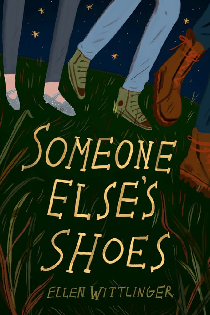 YAYBOOKS! September 2018 Roundup - Someone Else's Shoes