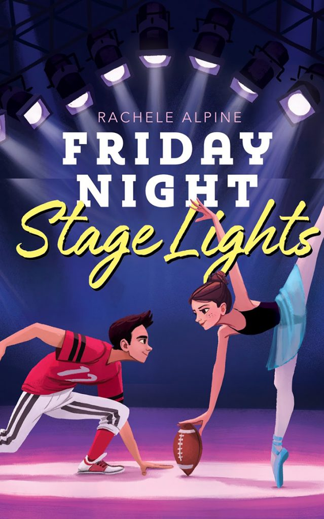 YAYBOOKS! September 2018 Roundup - Friday Night Stage Lights