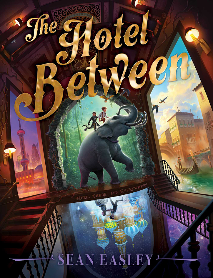 YAYBOOKS! September 2018 Roundup - The Hotel Between