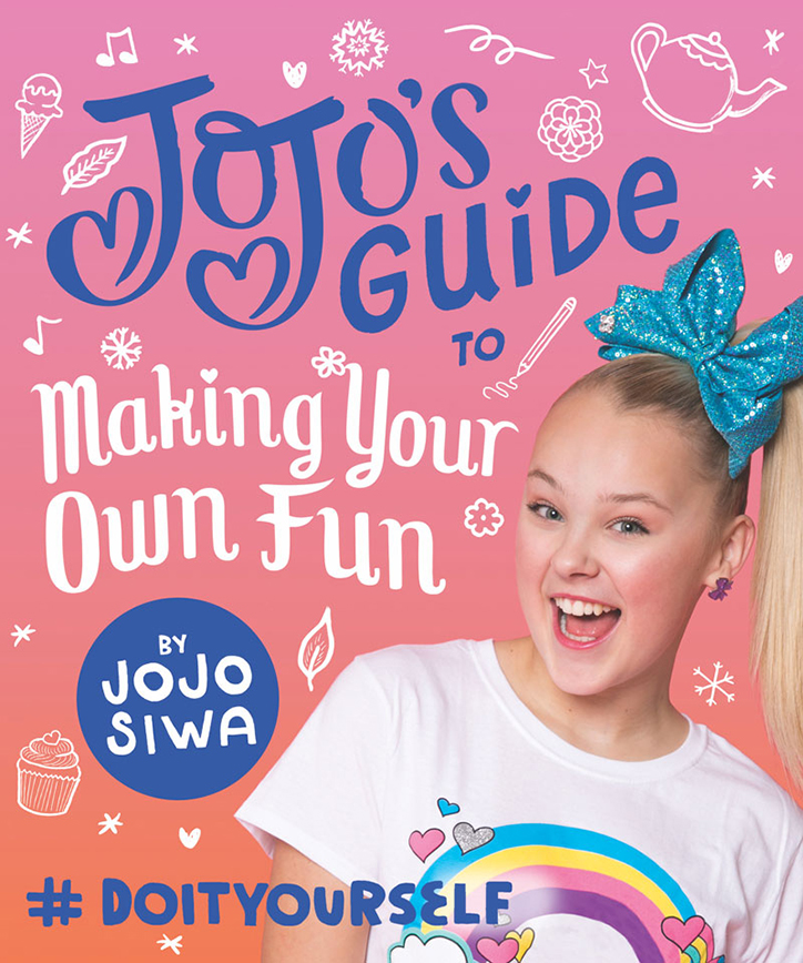 YAYBOOKS! September 2018 Roundup - JoJo's Guide to Making Your Own Fun