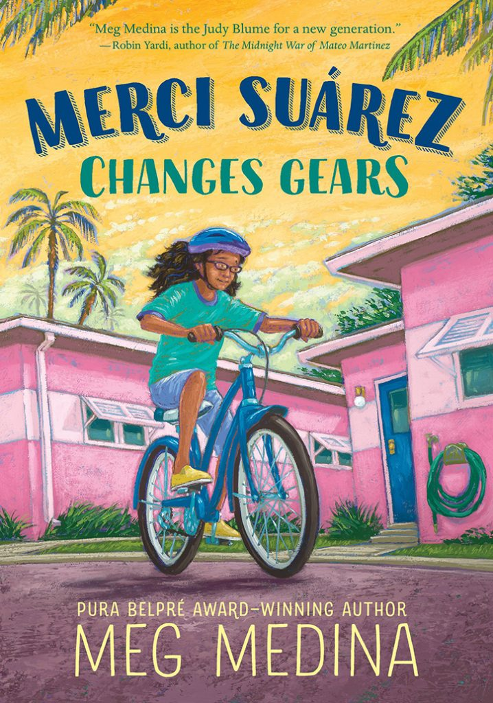 YAYBOOKS! September 2018 Roundup - Merci Suarez Changes Gears
