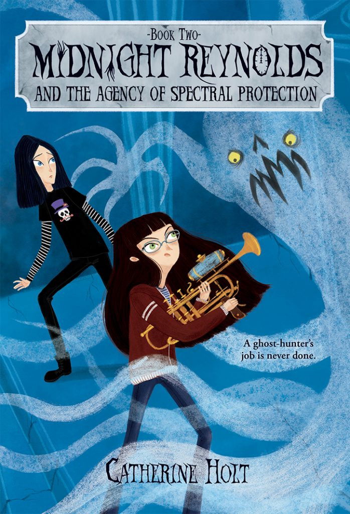 YAYBOOKS! September 2018 Roundup - Midnight Reynolds and the Agency of Spectral Projection