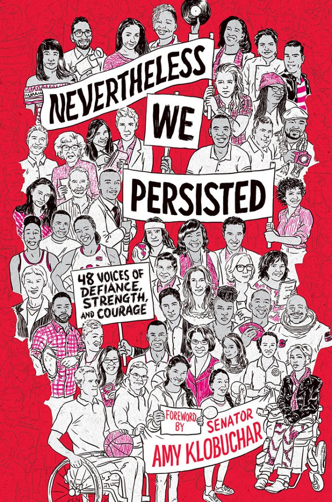 YAYBOOKS! September 2018 Roundup - Nevertheless, We Persisted