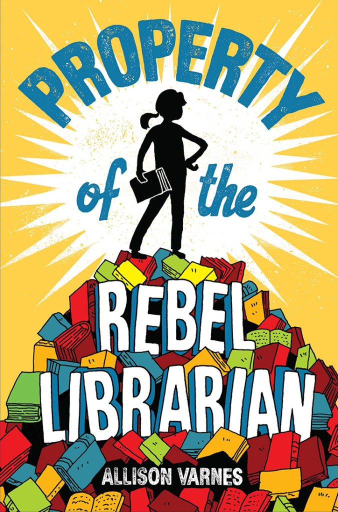YAYBOOKS! September 2018 Roundup - Property of the Rebel Librarian