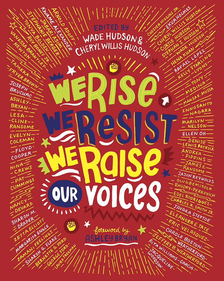 YAYBOOKS! September 2018 Roundup - We Rise, We Resist, We Raise Our Voices