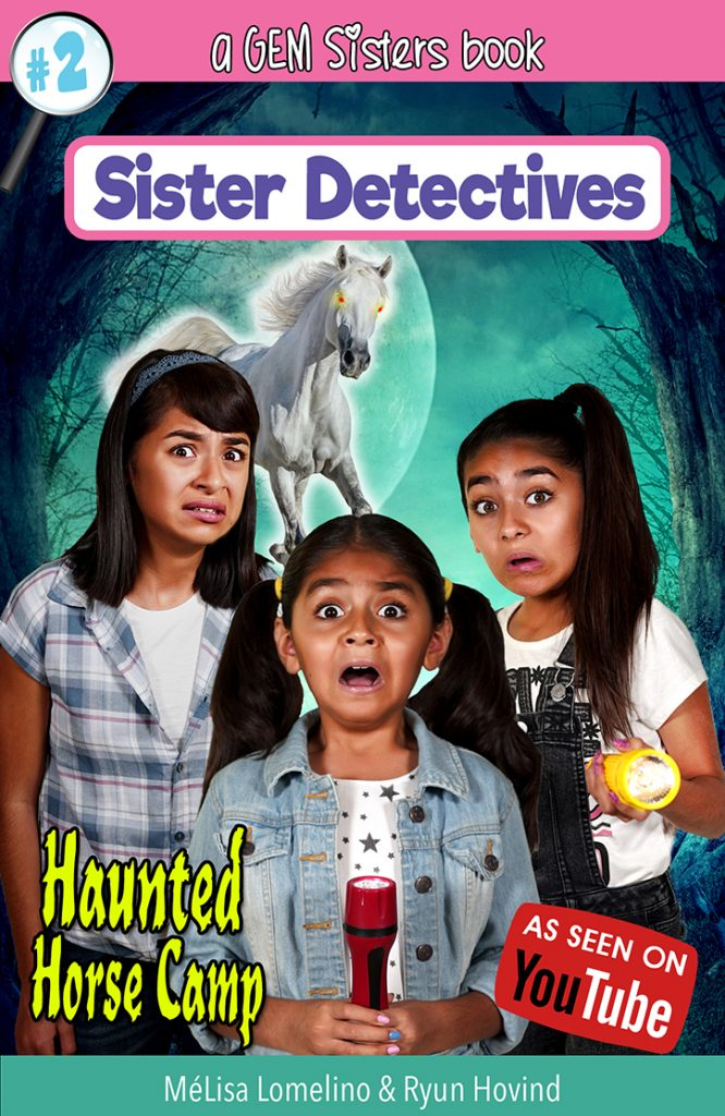 YAYBOOKS! September 2018 Roundup - Sister Detectives: Haunted Horse Camp