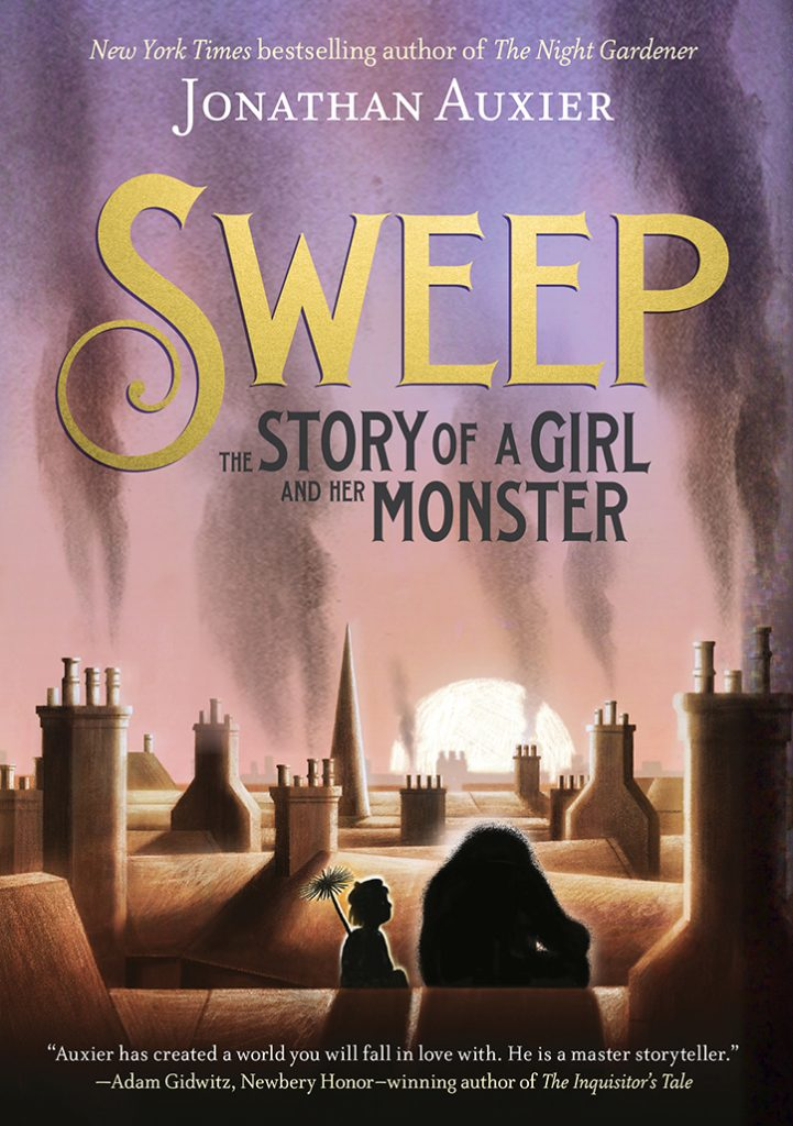 YAYBOOKS! September 2018 Roundup - Sweep: The Story of a Girl and her Monster