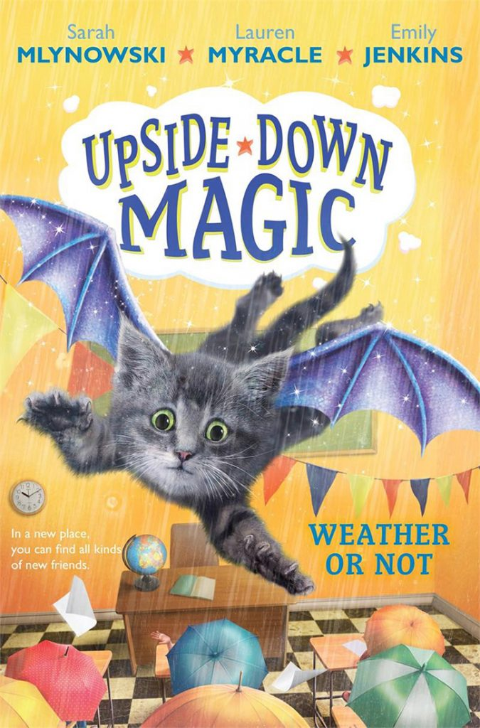 YAYBOOKS! September 2018 Roundup - Upside Down Magic: Weather or Not