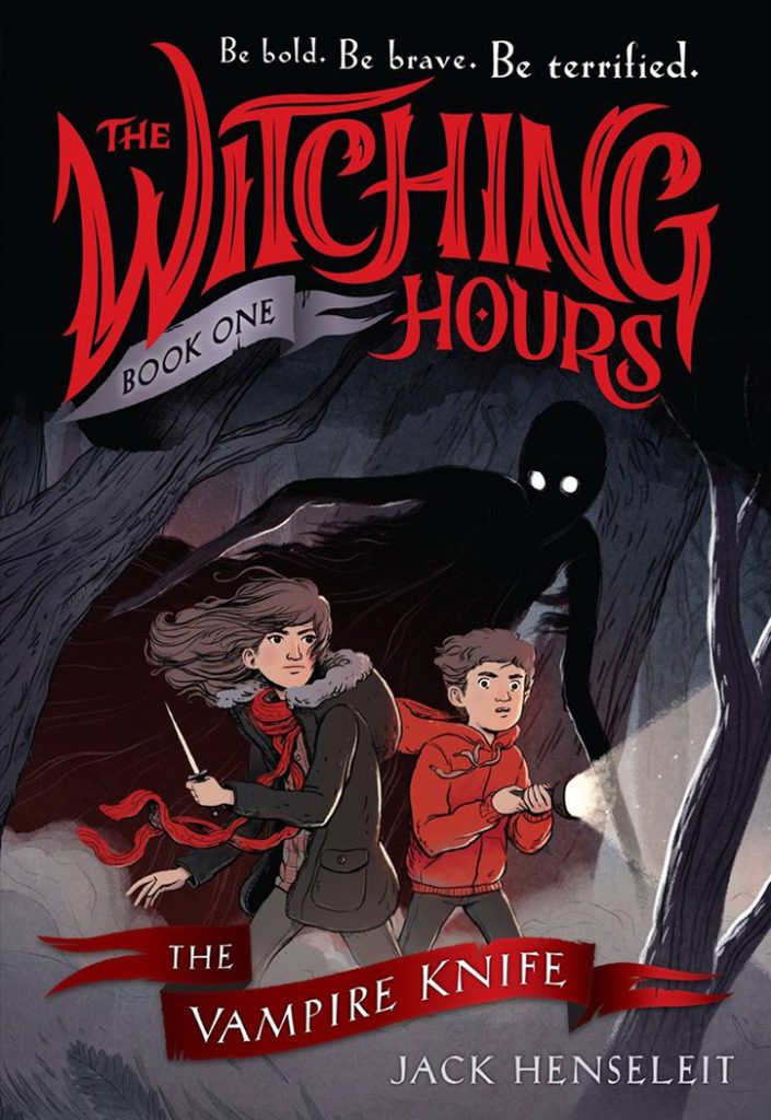 YAYBOOKS! September 2018 Roundup - The Witching Hours: The Vampire Knife
