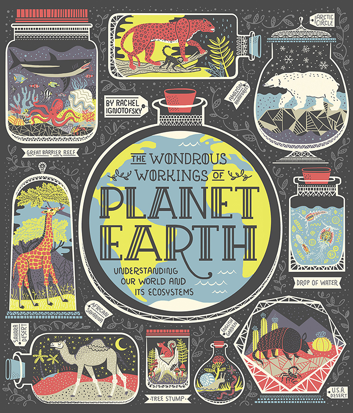 YAYBOOKS! September 2018 Roundup - The Wondrous Workings of Planet Earth