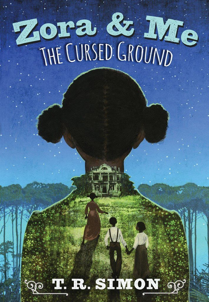 YAYBOOKS! September 2018 Roundup - Zora and Me: The Cursed Ground