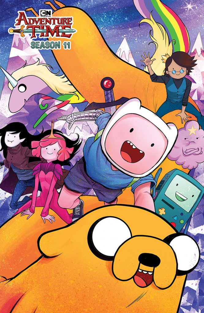 Adventure Time: Season 11 PREVIEW