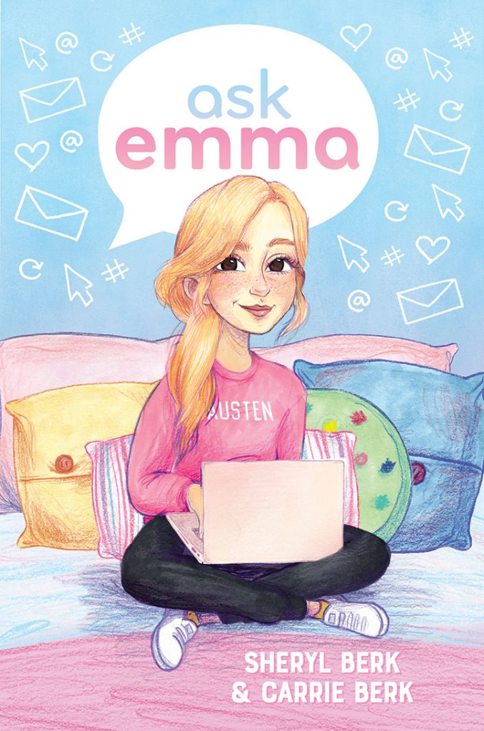 Ask Emma Interview with Author Carrie Berk
