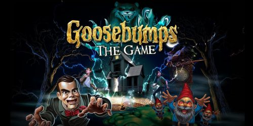Goosebumps: The Game is an Eerie Adventure