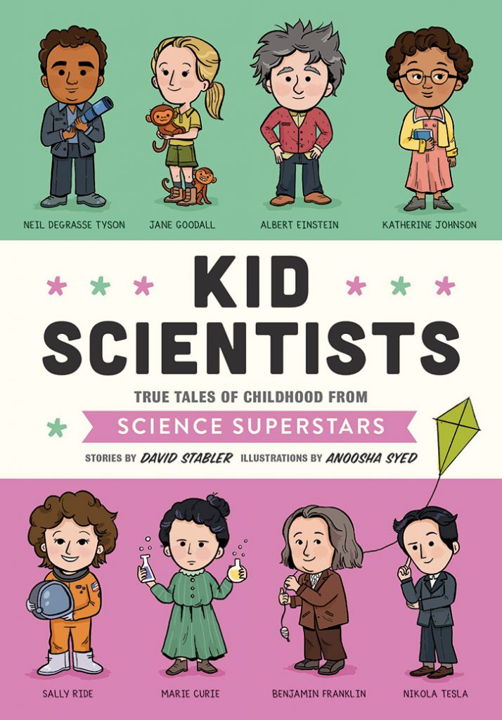 Kid Scientists: Female Scientist Spotlight
