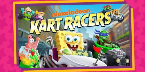 Get Your Slime on in Nickelodeon Kart Racers