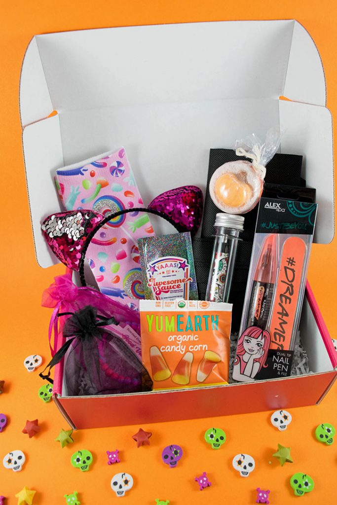 PopGirl Box Trick or Treat Unboxing - October 2018