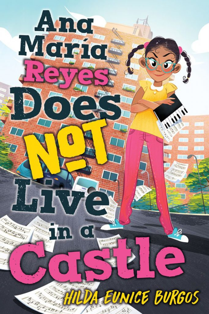 YAYBOOKS! October 2018 Roundup - Ana Maria Reyes Does Not Live in a Castle