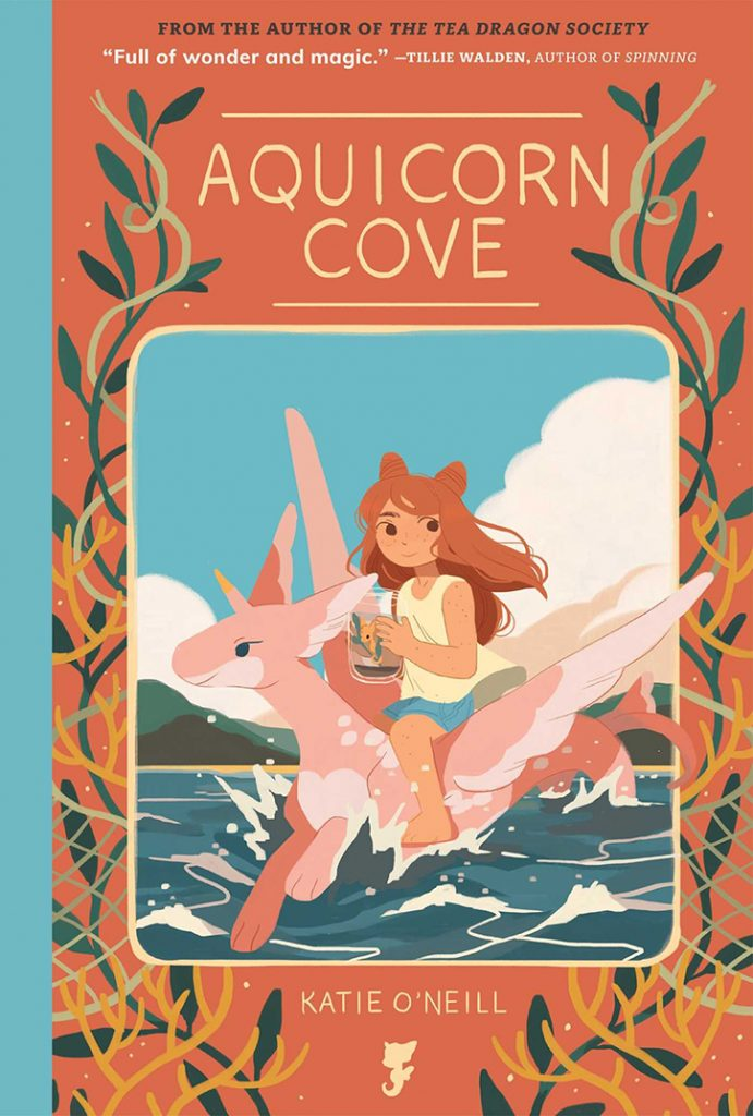 YAYBOOKS! October 2018 Roundup - Aquicorn Cove