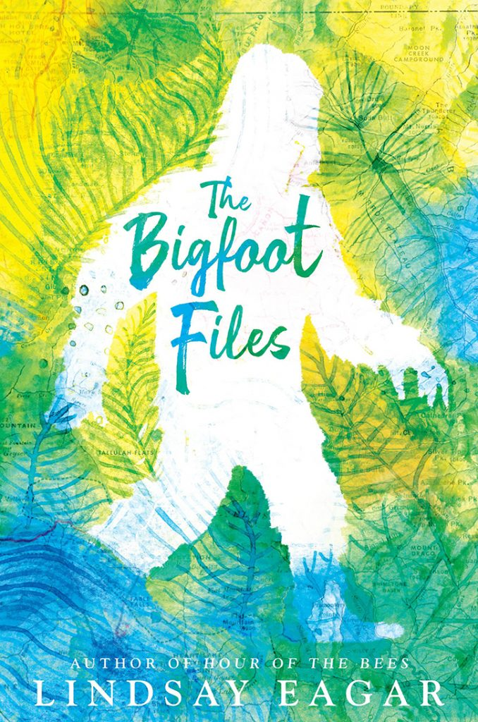 YAYBOOKS! October 2018 Roundup - The Bigfoot Files