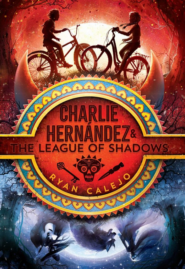YAYBOOKS! October 2018 Roundup - Charlie Hernandez and the League of Shadows