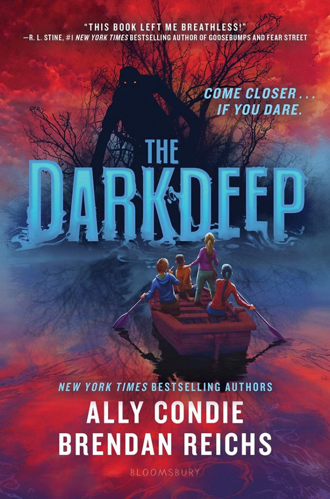 YAYBOOKS! October 2018 Roundup - The Darkdeep