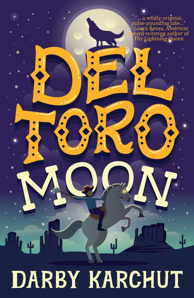 YAYBOOKS! October 2018 Roundup - Del Toro Moon