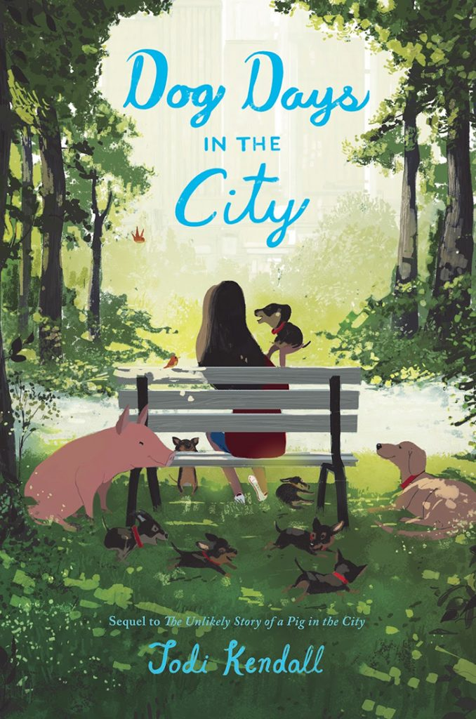 YAYBOOKS! October 2018 Roundup - Dog Days in the City